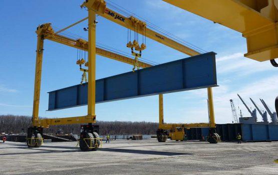 Crane Proof testing