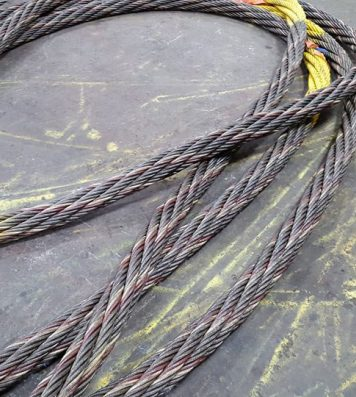 Wire Rope Grommet